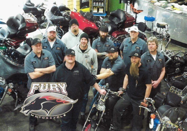 The Fury Motorcycle Team