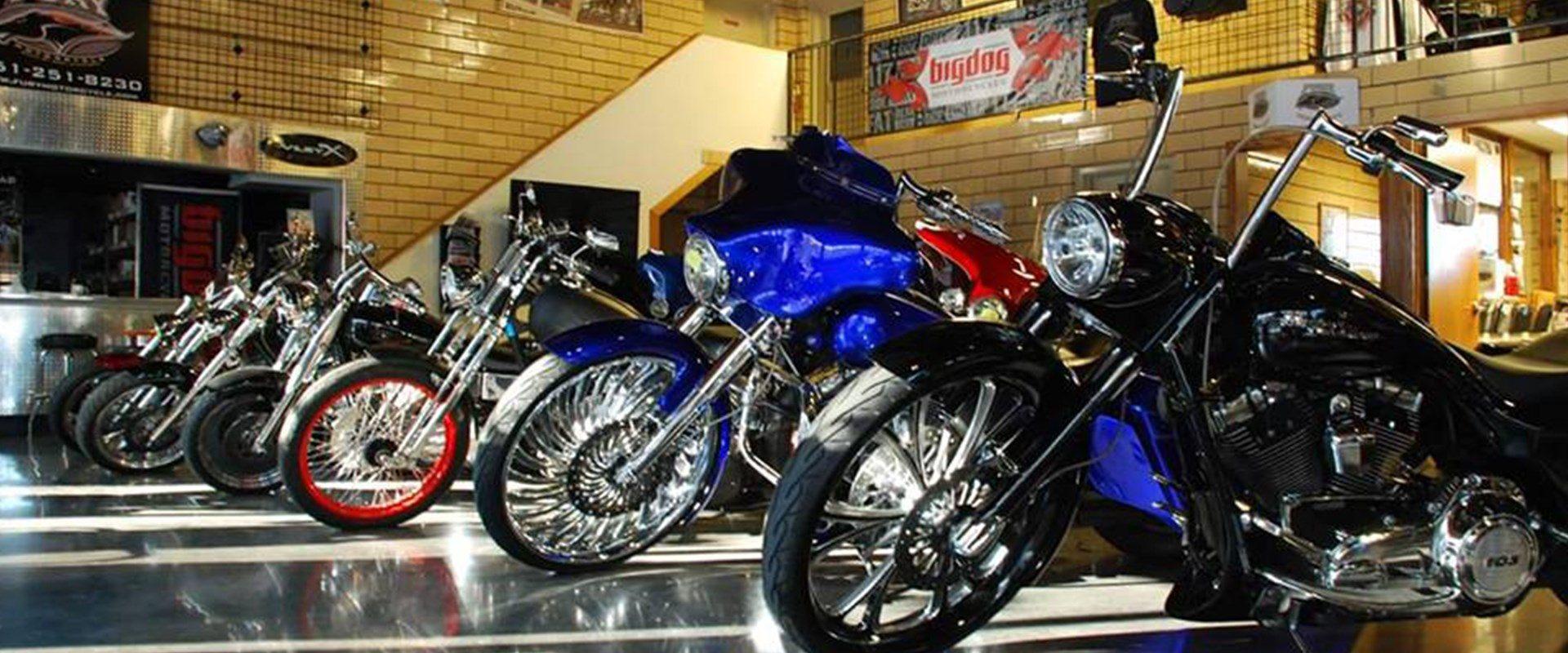 Yamaha big dog harley davidson honda suzuki dealer mn for Yamaha dealers mn